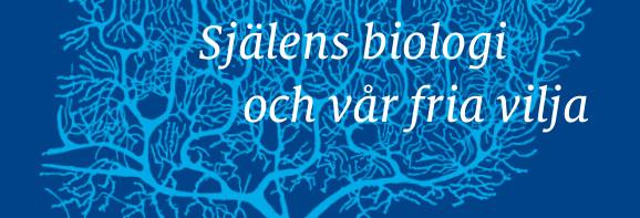 """Förstasidan klar på """"Själens biologi"""""""
