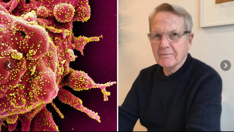 """Sven Britton om """"Immunförsvaret och viruset"""" i Läkartidningen"""